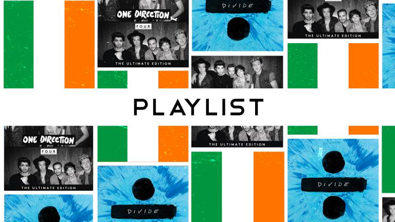 Playlist: Pop St. Patrick's Day Tunes