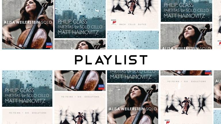 Playlist: Simply Cello
