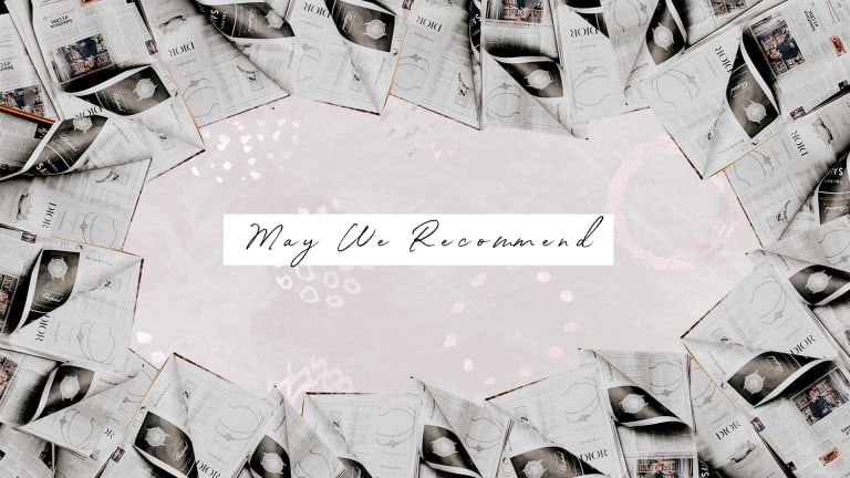 'May We Recommend' Highlights: January Edition