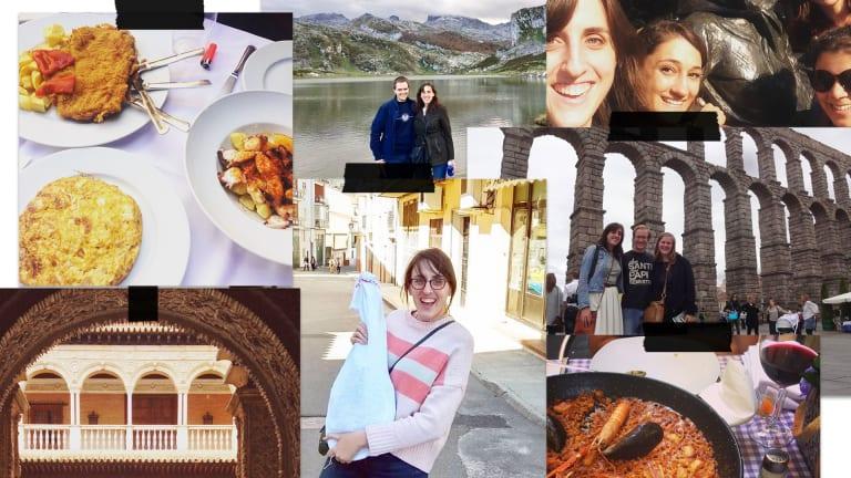 Life in: Madrid, Spain