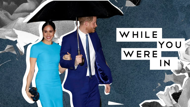 The Sussexes Move to America, and Other News from the Week