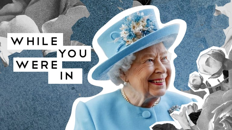 The Queen Celebrates 94 Years, And Other Notes from the Week