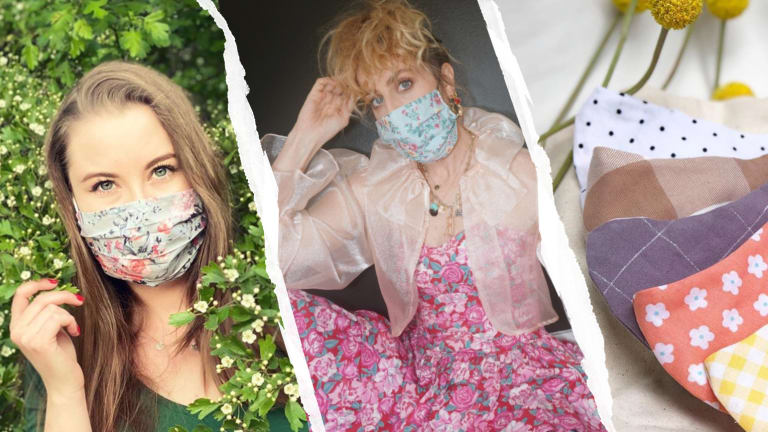 The Must-Have Accessory Nobody Saw Coming: Face Masks