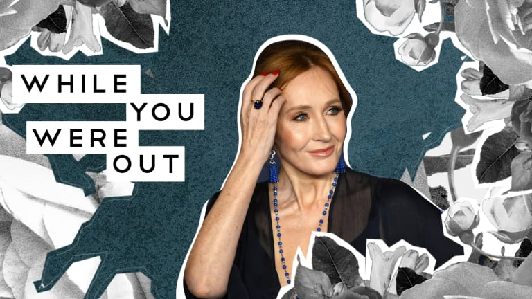 J.K. Rowling Speaks Up on Sex and Gender Issues, and Other Notes from the Week