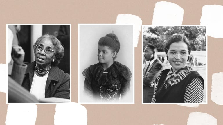 Five Inspiring Black Women Who Played a Role in the Civil Rights Movement