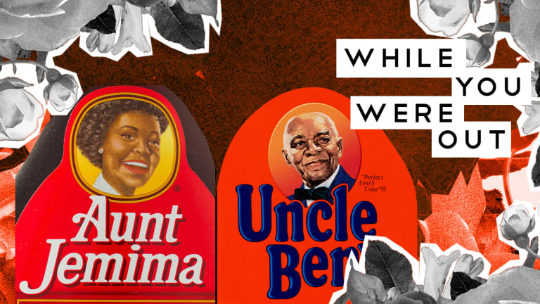 Aunt Jemima and Uncle Ben Brands Will Change, and Other Notes from the Week