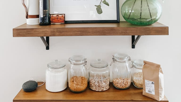Organizing Spices for Simplified Cooking
