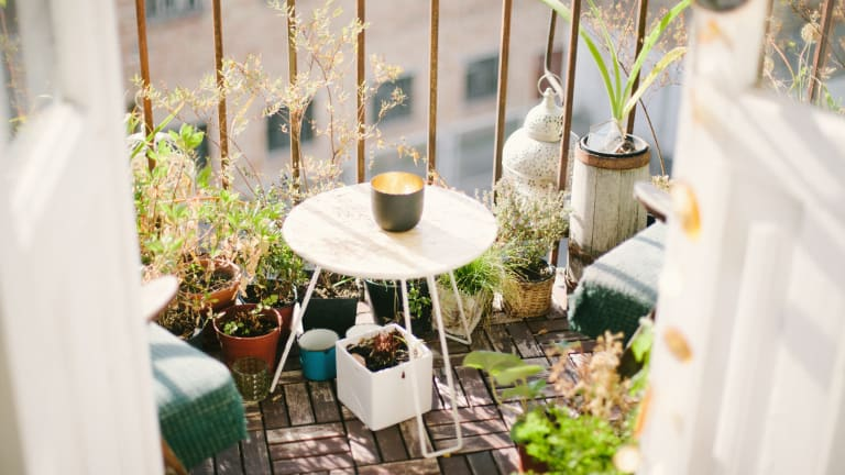 Purposeful Style for Small Outdoor Spaces