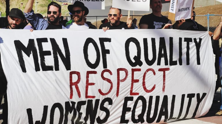 Men and Women Don't Agree on Abortion and Gender Relations