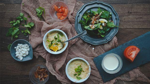 breakfast ideas, recipe