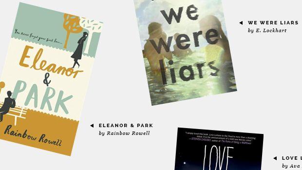 teen books, book list