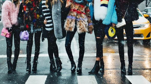 Style tips, winter style, February style