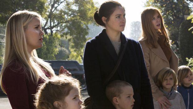 Big Little Lies, Reese Witherspoon, Nicole Kidman, HBO, trending tv