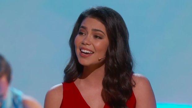 Auli'i Cravalho, Oscars, Oscars 2017, Moments from the Oscars