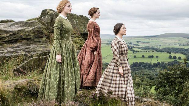 Bronte Sisters, Charlotte Bronte, Emily Bronte, Bronte Sisters PBS, PBS Bronte Sisters Series, PBS Series