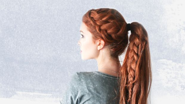 Braided Hair, Hair Tutorial, Braided Hair Tutorial, Youtube Hairstyles