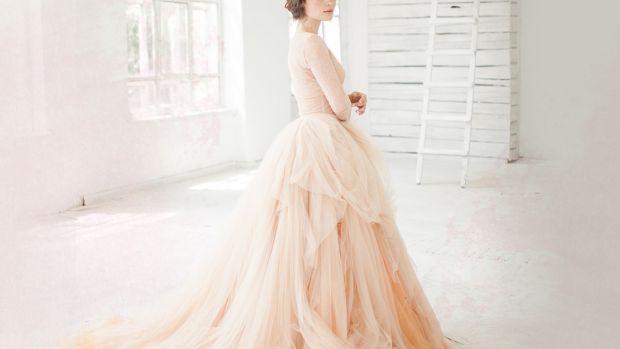 Wedding Dress style, Pink wedding gown, blue wedding gown, aspirational wedding, aspirational wedding dresses, wedding style, wedding dress