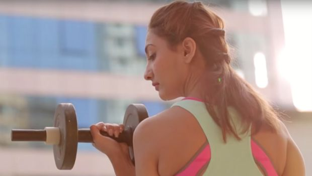 workout, workout hairstyles, hairstyles, hair tutorials, hairstyles for the gym