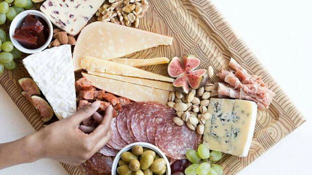 cheese, dinner party
