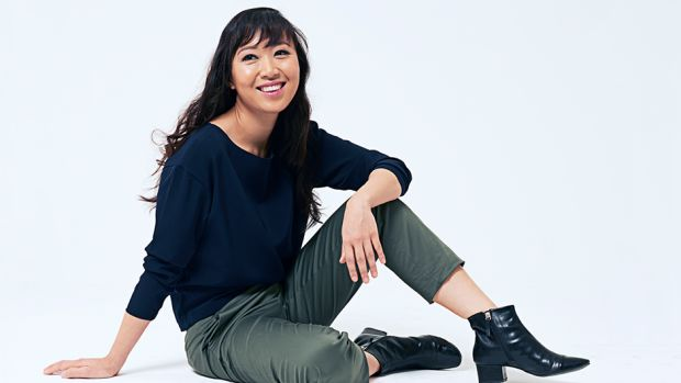 Vivian Choi, personal style, concert pianist, NYC style, uniqlo