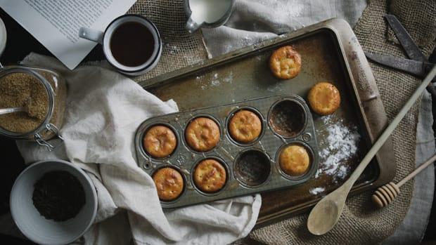 Early grey Muffin Slider