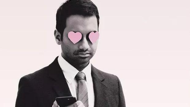 Aziz Ansari modern romance looking for love dream guy dream woman partner relationships checklist