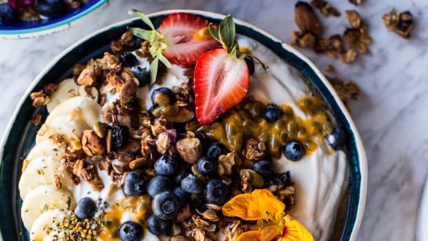 Healthy Snacks, Clean Eating, Healthy Lifestyle, Yogurt, Healthy Snacking, Snacks