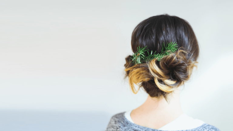 Romantic Holiday Hairstyles for Your Hair Type