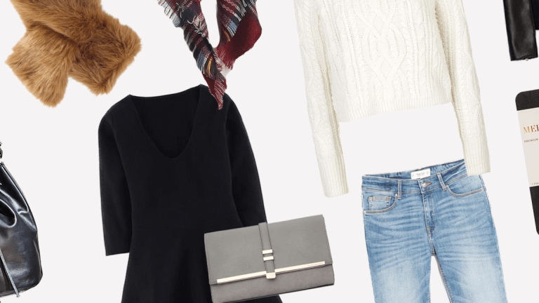 Pack Lightly for Thanksgiving Weekend with These Outfit Ideas