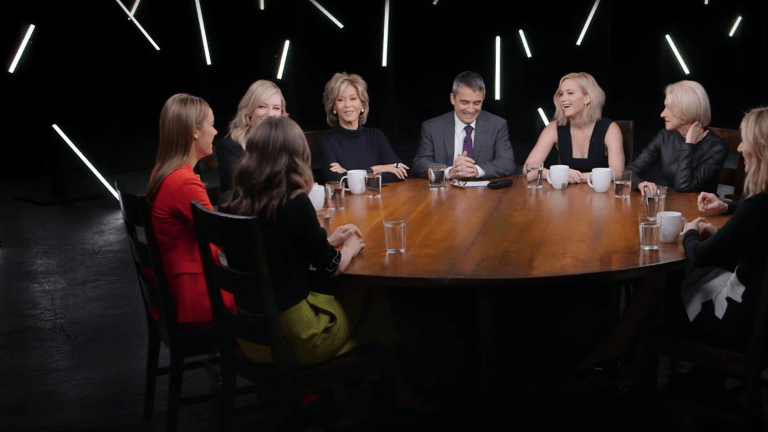 What Happens When Carey Mulligan, J. Law, and Other Actresses Get Together