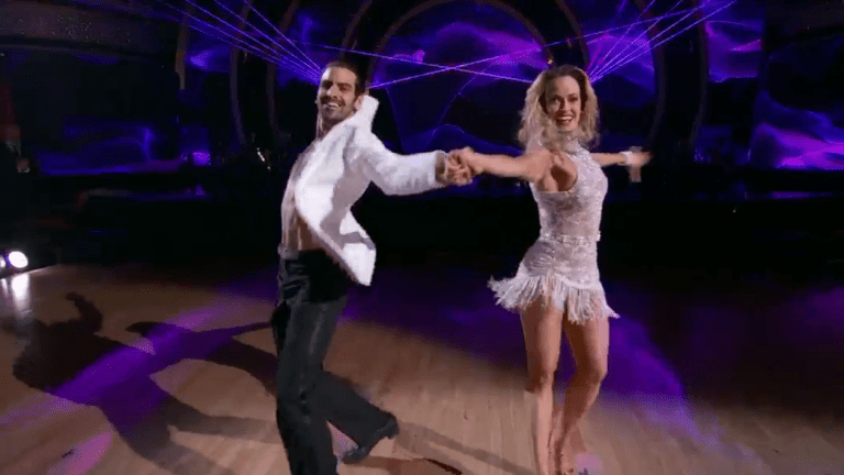 Dancing With the Stars Just Showed the World The Strength In Adversity