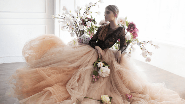 8 Stunning Wedding Dresses That Will Convince You to Rethink Your Dream Gown