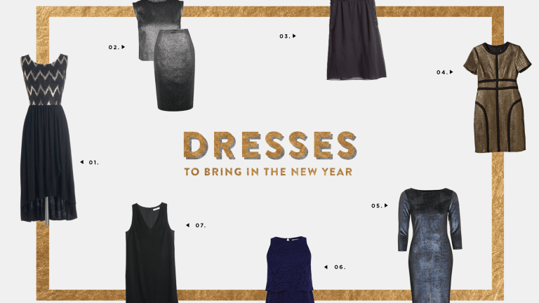 Beautiful, Budget-Friendly New Year's Eve Party Dresses