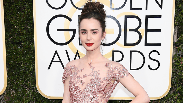 Our Favorite Bold Yet Feminine Looks from the Golden Globes