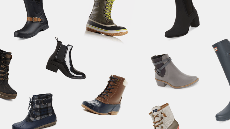 14 Winter Boots That Are Actually Cute to Wear
