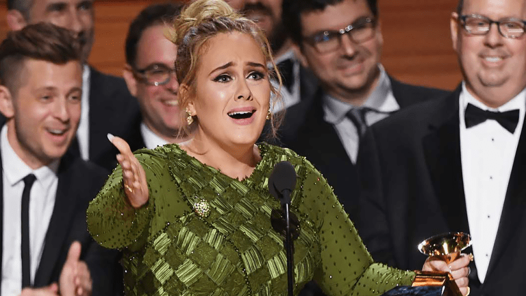 Adele Shows Us What It Is to Be Human—and Other Favorite Moments from the Grammys
