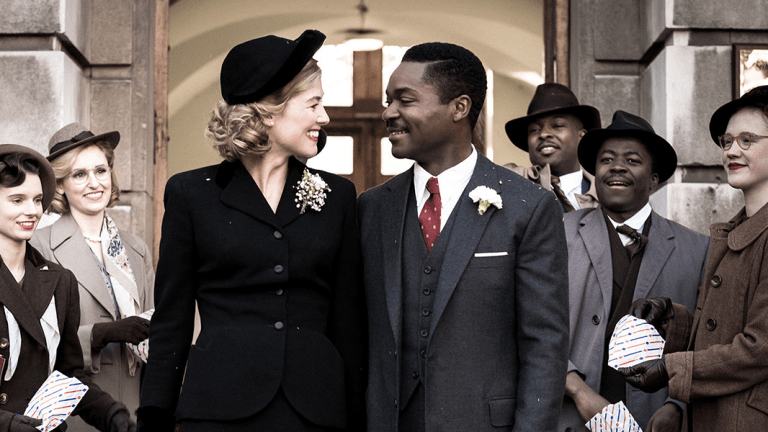 'A United Kingdom' Film Shows the Grit of a Good Marriage