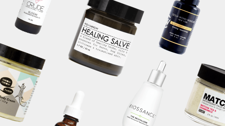 Heal Your Dry, Sensitive Skin with These Soothing Organic Products