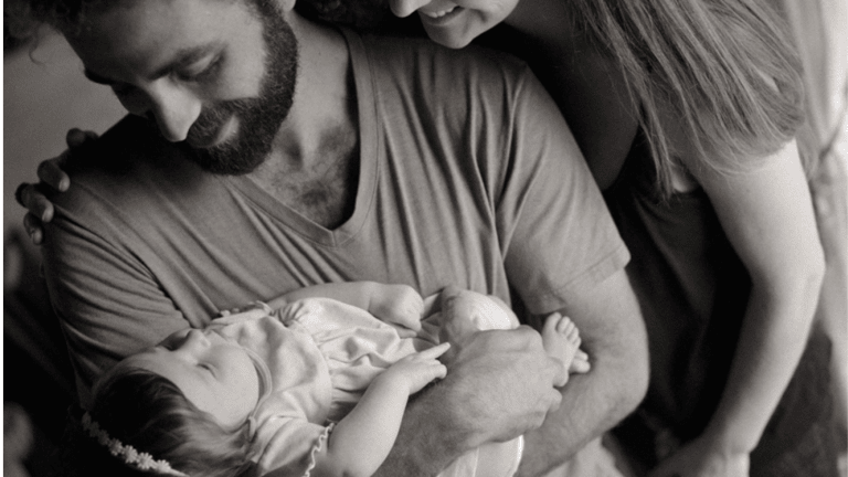 Gentlemen Speak: This Is What It's Like to Struggle with Infertility as a Man