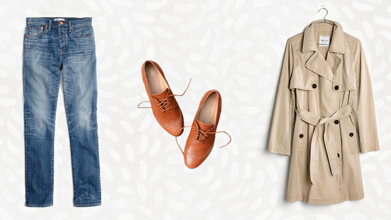 3 Wardrobe Basics You Should Start Wearing Now