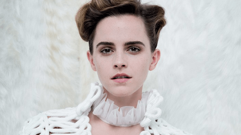 Emma Watson Explains Perfectly Why I'm a Woman Who Is Afraid of Feminism