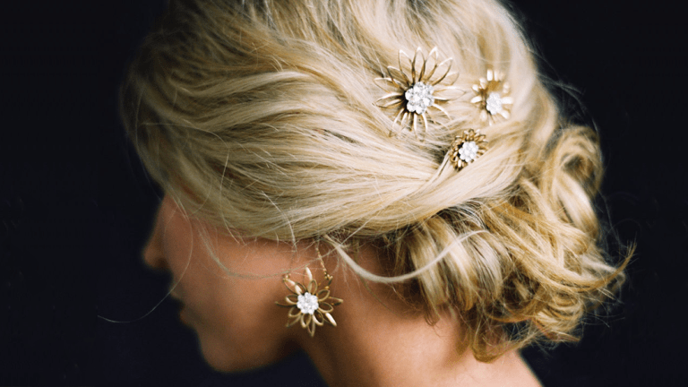 The Prettiest Bridal Accessories From Etsy For Under $100