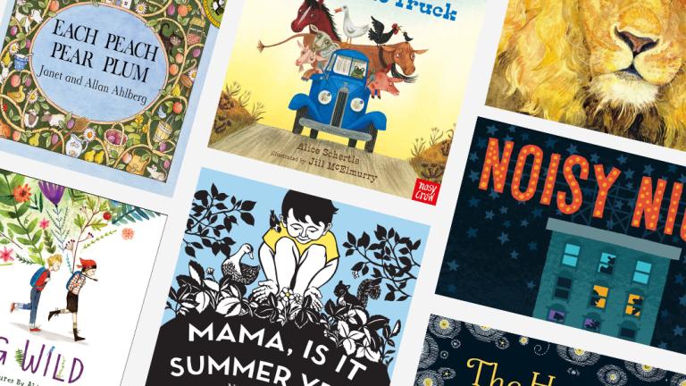 Delightful Children's Books for Your Girlfriend's Baby Shower