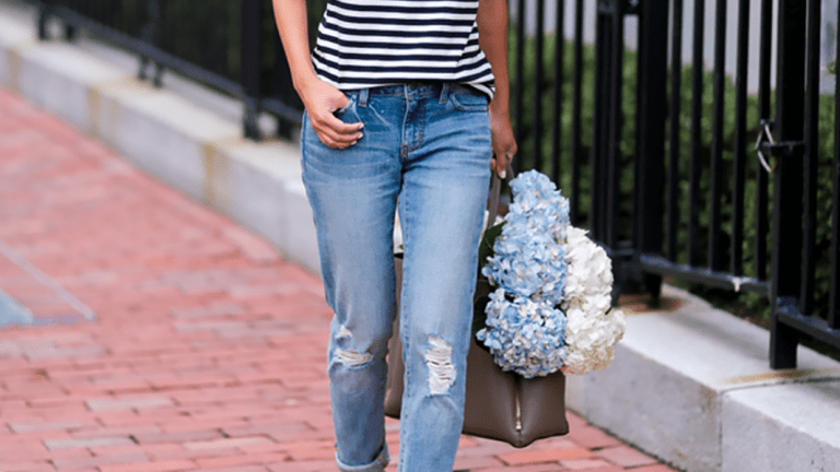 Plain Tee and Jean Combos We're Secretly Excited to Wear