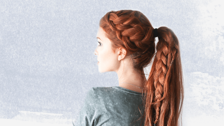 7 Easy Braid Tutorials For Beginners Verily