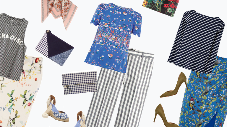 The One Mixed-Print Combo You Shouldn't Be Afraid of Anymore
