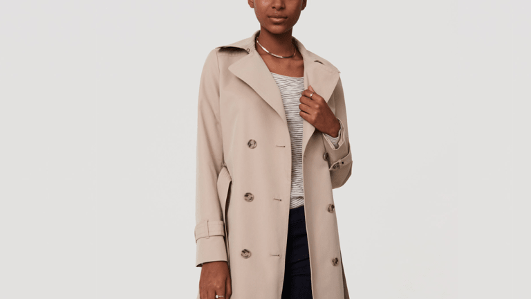 10 Beautiful Trench Coats That Will Add a Dose of Class to Whatever You're Wearing