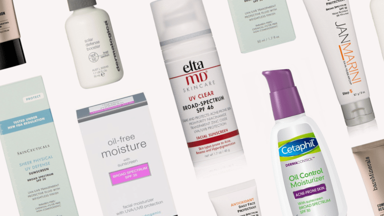 The Highest-Rated SPF Moisturizers on Amazon That Won't Clog Your Pores