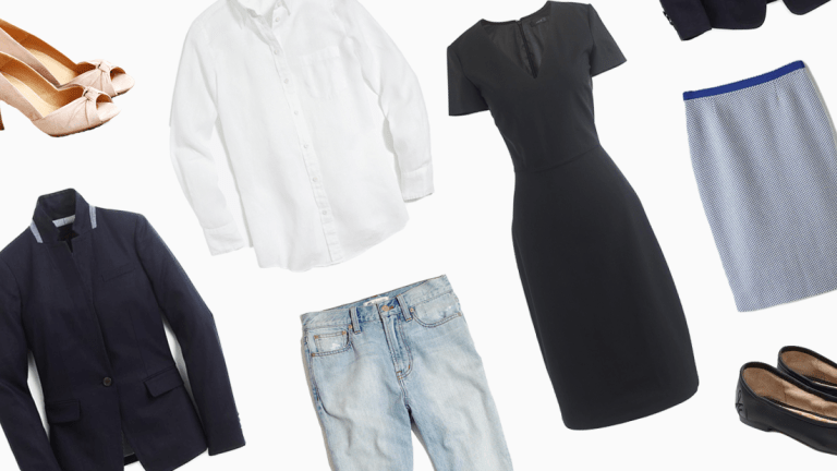 The 7 Items That Should Be in Every College Grad's Closet