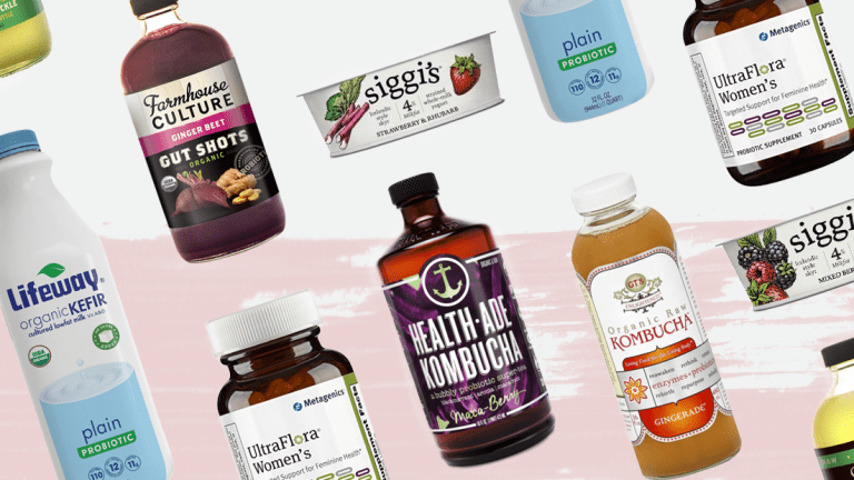 The Lowdown on Probiotics and the Brands Experts Use Themselves